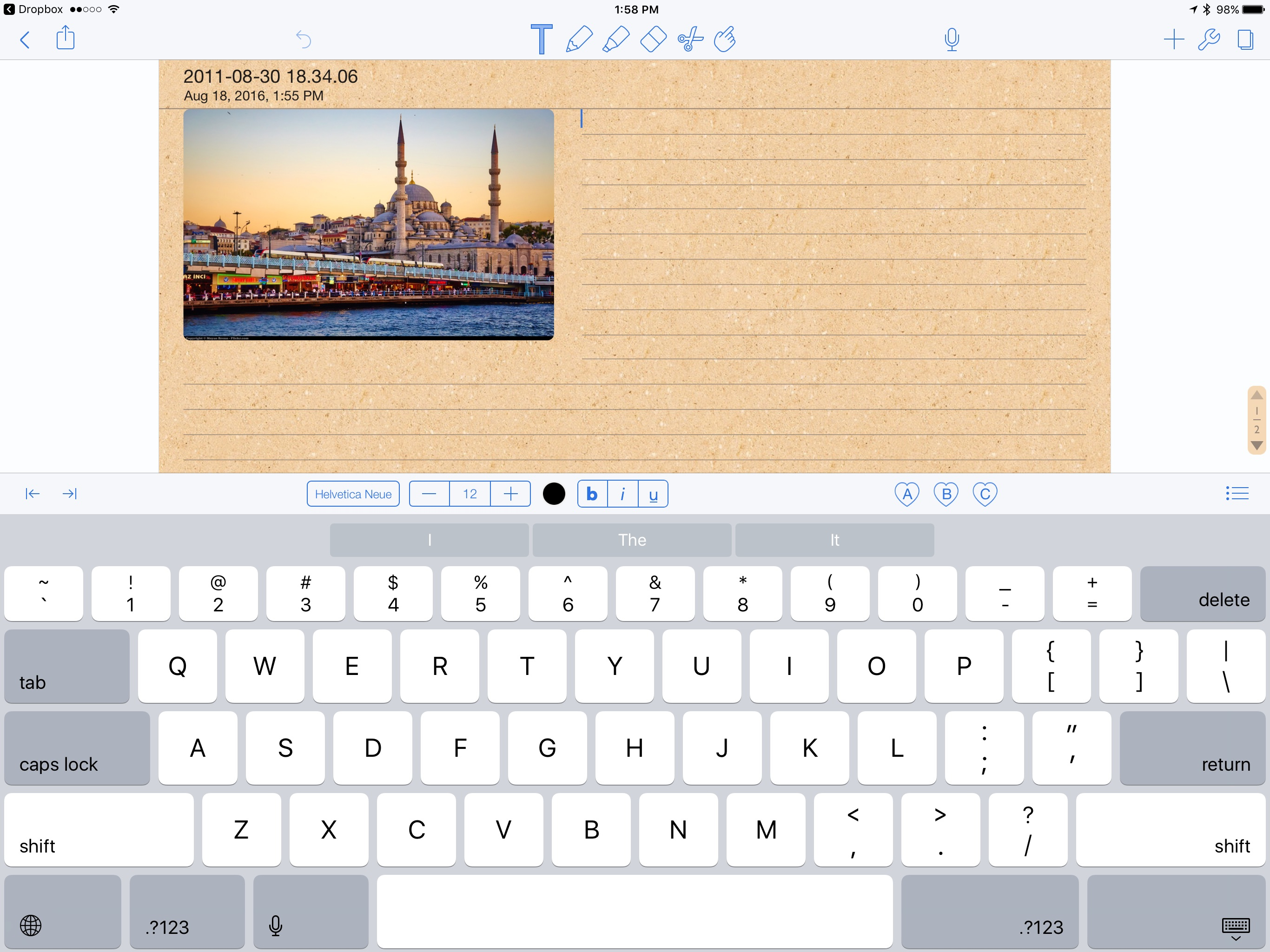 how to take notes on pdf mac
