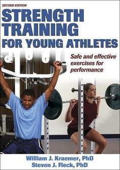 strength and conditioning for young athletes pdf