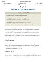 introduction to law lecture notes pdf