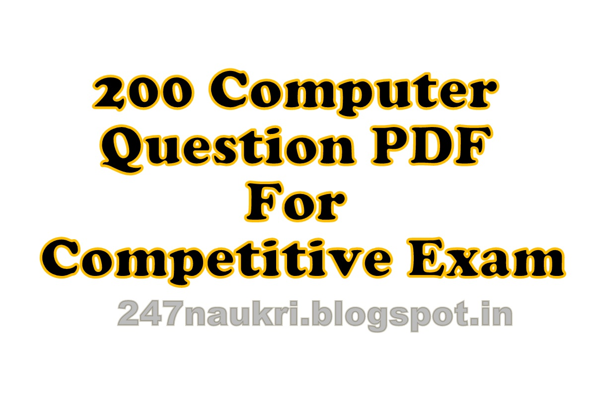 general knowledge questions and answers for competitive exams pdf