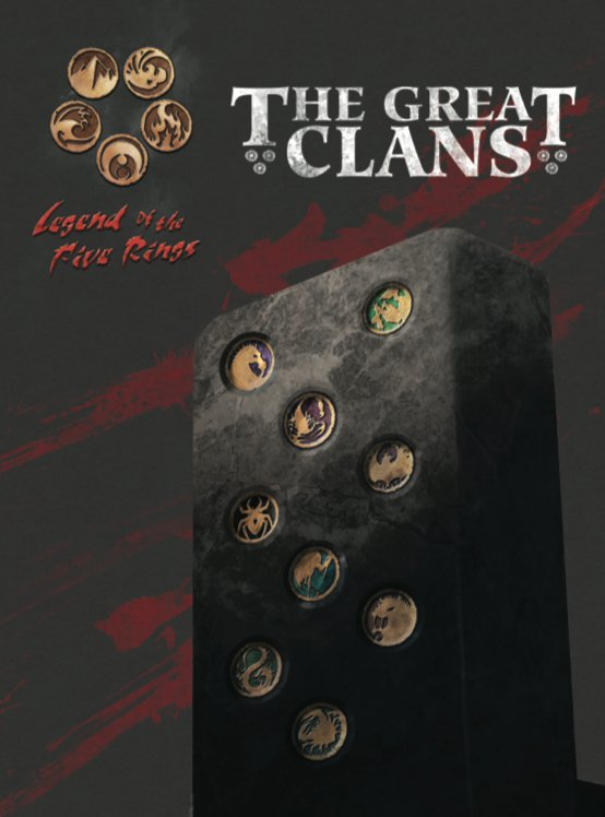 legend of the 5 rings 4th edition pdf