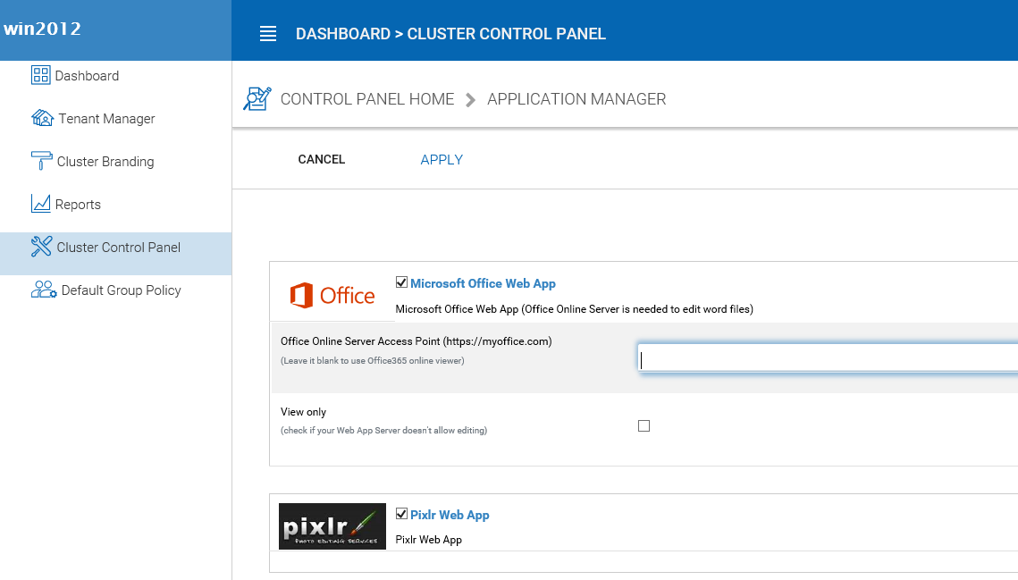 sharepoint online open pdf in client application